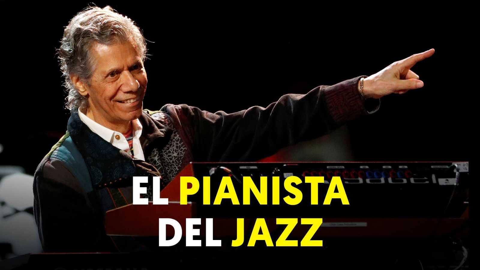 Muere la leyenda de jazz Armando Anthony Corea, conocido como Chick Corea