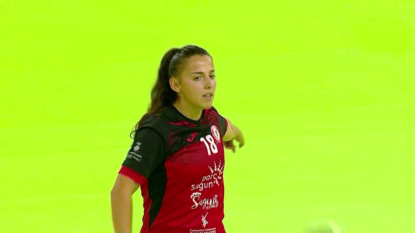 Balonmano - Liga Guerreras Iberdrola. 11ª jornada: Club Balonmano Morvedre - Liberbank Gijón - ver ahora