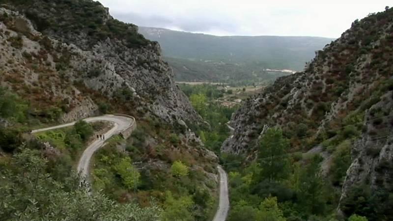 Senderos de Gran Recorrido - GR 85 Merindades (Burgos) - ver ahora