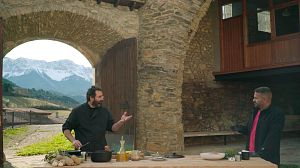Cerdanya, cocina de altura