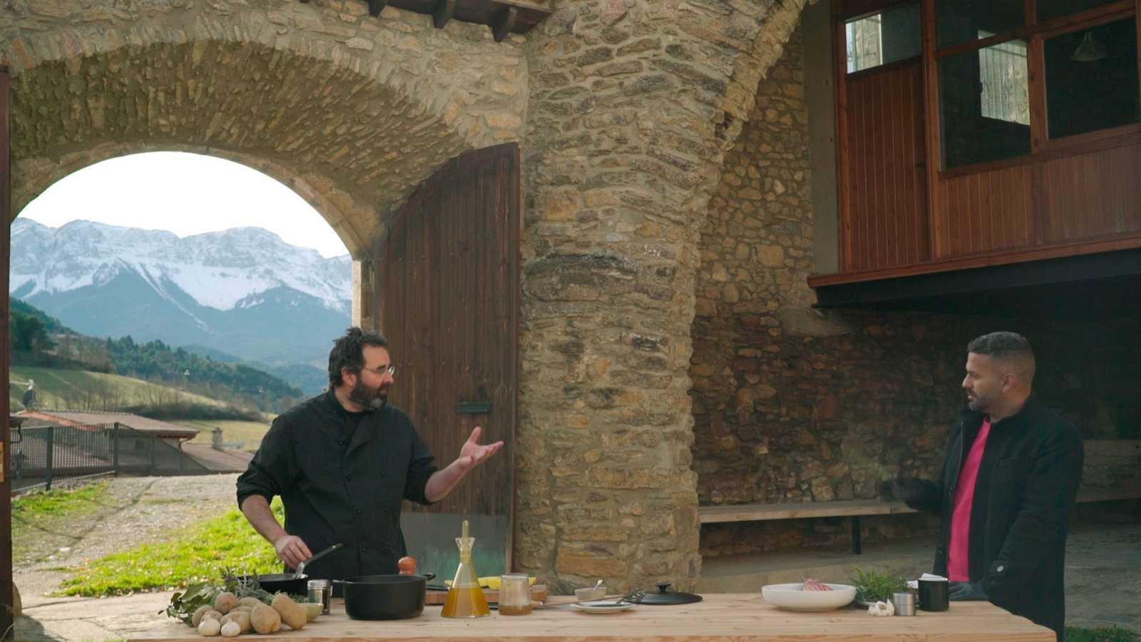 Las rutas d'Ambrosio - Cerdanya, cocina de altura - ver ahora