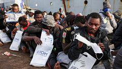 Informe Semanal - Atrapados en Libia