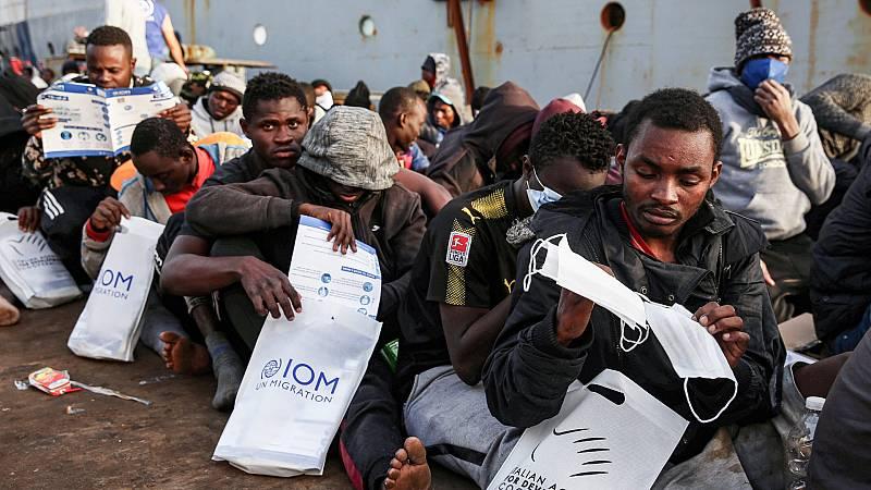 Informe Semanal - Atrapados en Libia - ver ahora