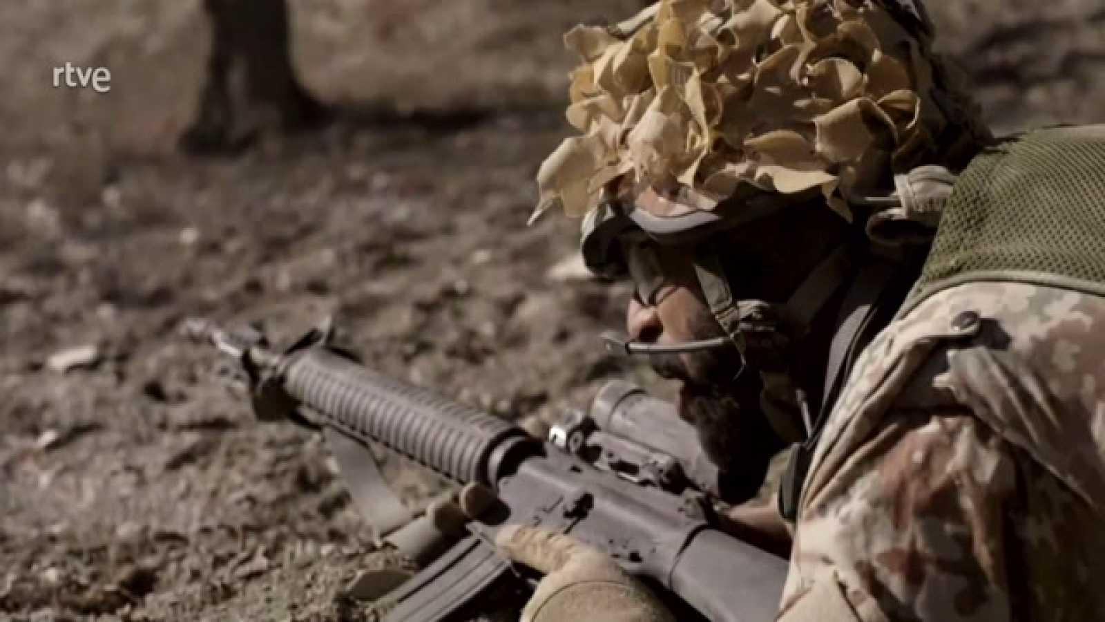 El cine de La 2 - Una guerra (presentación) - ver ahora