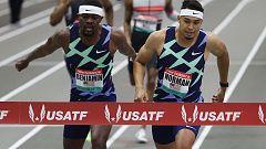Michael Norman gana el pulso a Rai Benjamin en los 400m en Nueva York