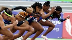 Atletismo - Circuito mundial Indoor 2021. New Balance Indoor Grand Prix (1ª parte)