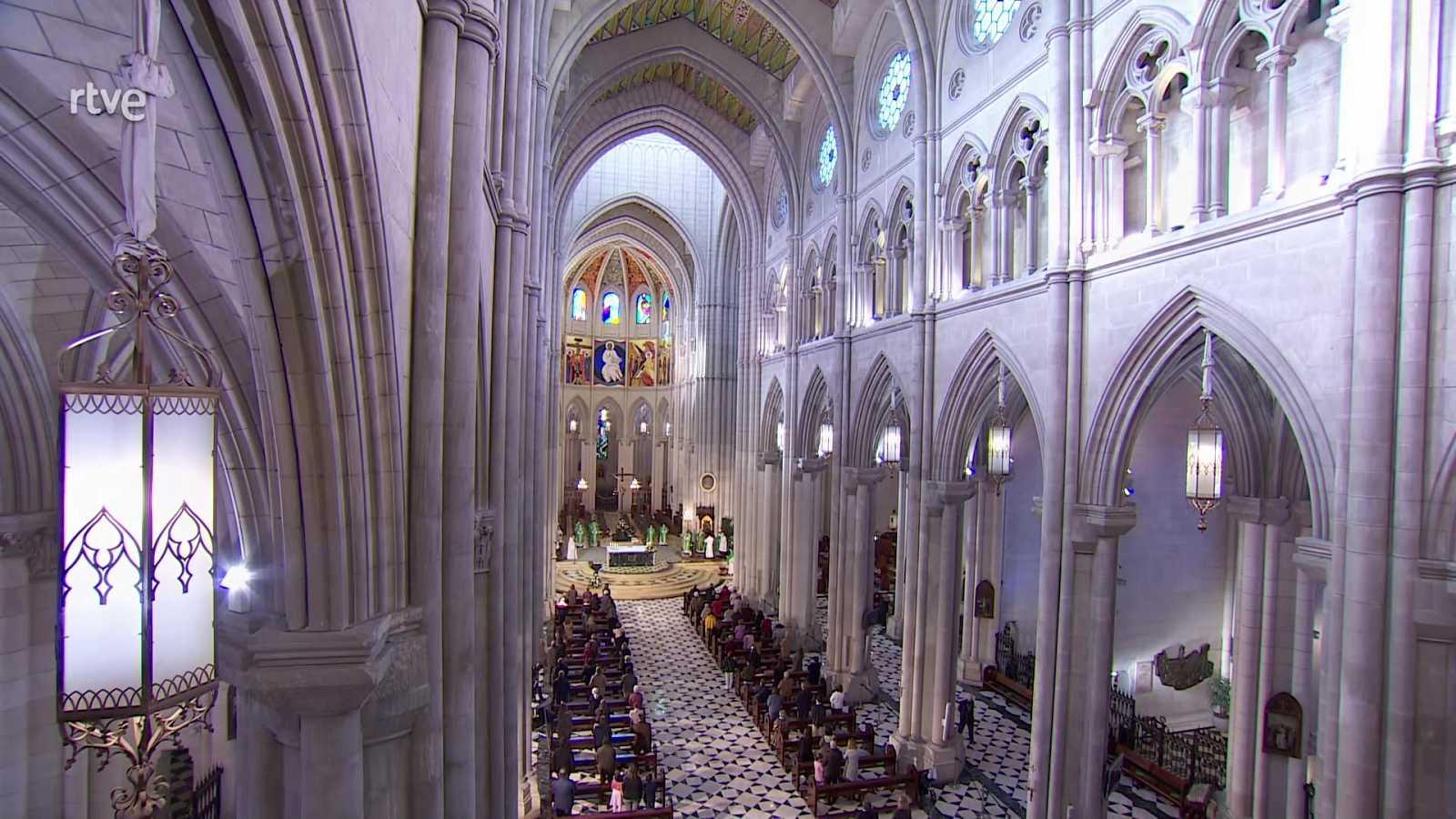 El Día del Señor - Catedral de La Almudena (Madrid) - ver ahora