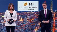Especial informativo - 14F Cataluña decide. Previo