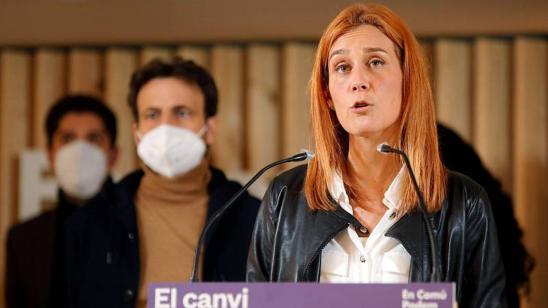 """Albiach llama a Illa y Aragonès a construir un gobierno de izquierdas en Cataluña: """"Dejemos atrás los vetos estériles"""""""