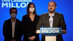 """El PP cede un escaño y queda como última fuerza en el Parlament: """"Es un resultado muy malo"""""""