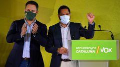 """Ignacio Garriga reclama su papel como """"líder de la oposición al separatismo y a la izquierda"""""""