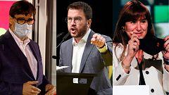 Illa gana las elecciones en Cataluña pero el independentismo refuerza su mayoría