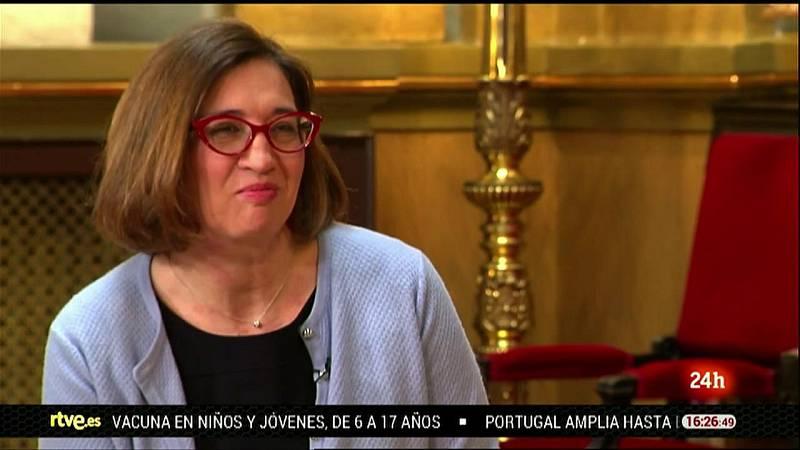 Parlamento - La entrevista - Isabel Martínez, presidenta de HelpAge España - 13/02/2021
