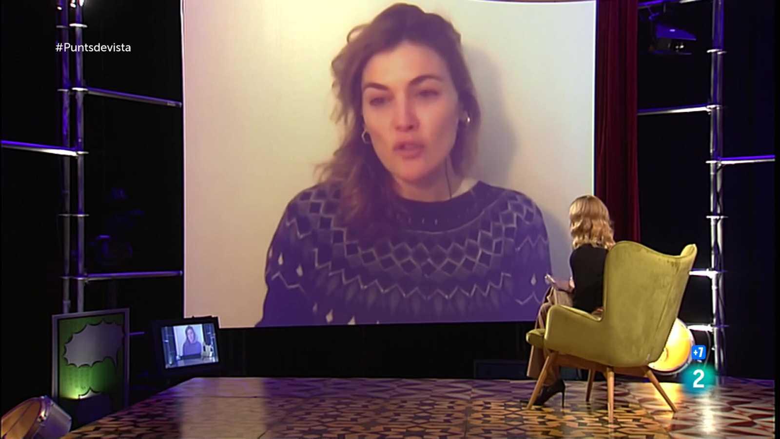 Entrevista amb Marta Nieto
