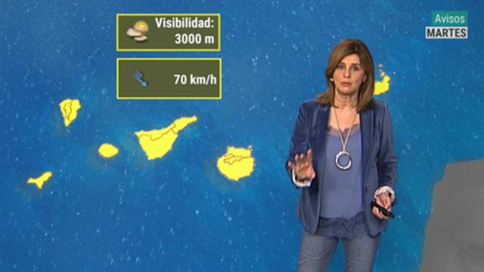 El tiempo en Canarias - 15/02/2021