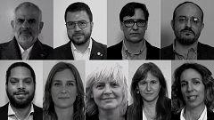El fotomatón de Carlos del Amor: los candidatos a las elecciones catalanas se someten a un cuestionario muy especial