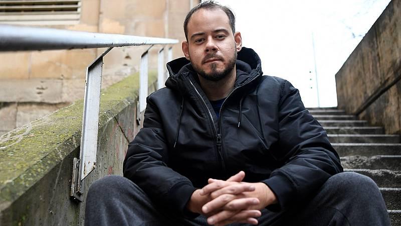 El rapero Pablo Hasel se encierra en la Universidad de Lleida para dificultar su arresto