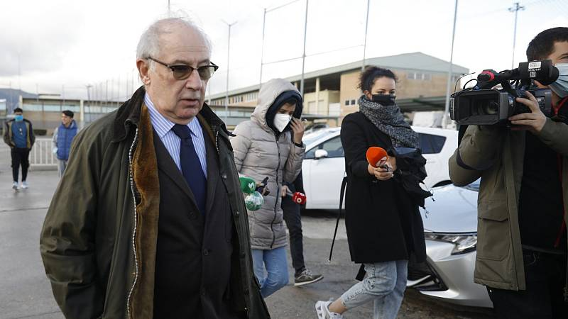 Rodrigo Rato, investigado por presunto fraude, blanqueo y corrupción, en una causa paralizada