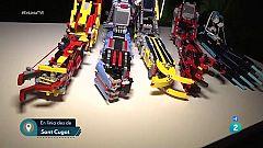 En Línia - Pròtesis fabricades amb peces de Lego