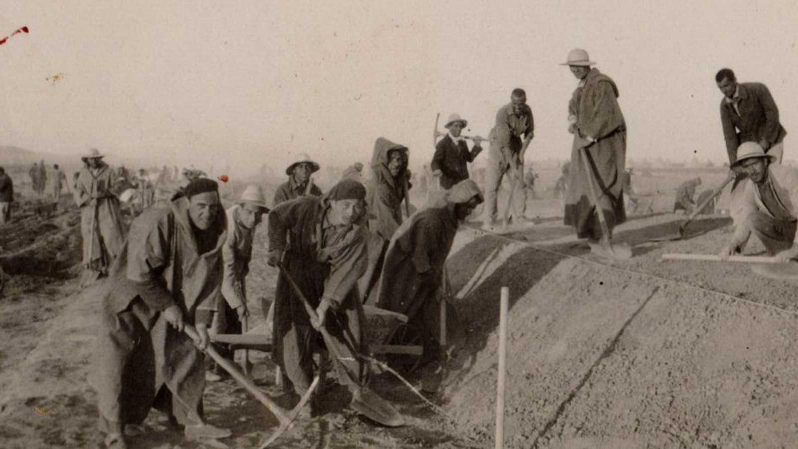 Otros documentales - Espías en la arena, Objetivo España - ver ahora