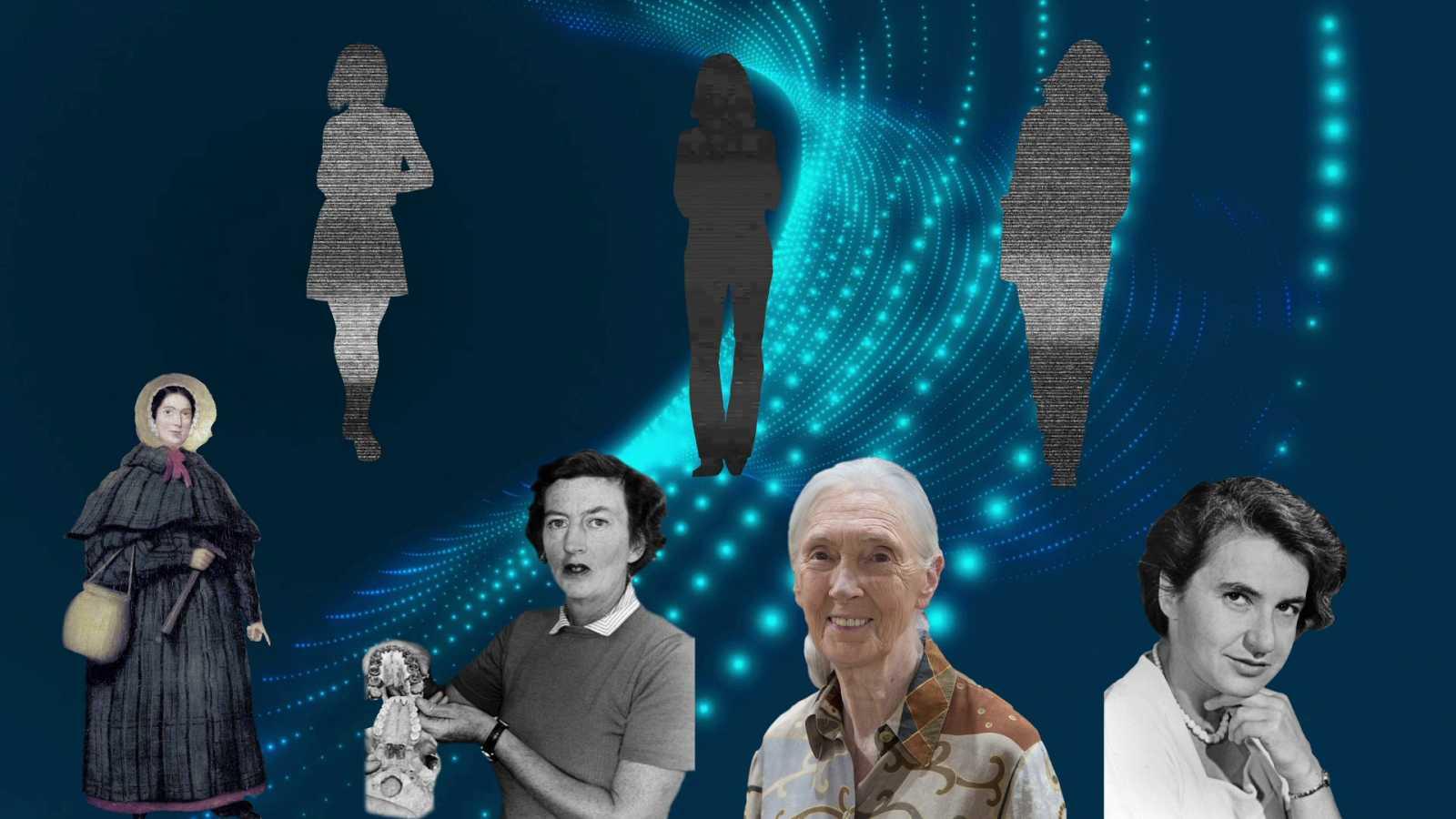 ¿Qué mujeres han contribuido a la teoría de la evolución?
