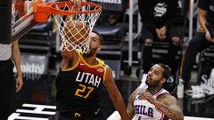 Los Jazz se llevan por delante a los Sixers y se confirman como el mejor equipo del momento en la NBA