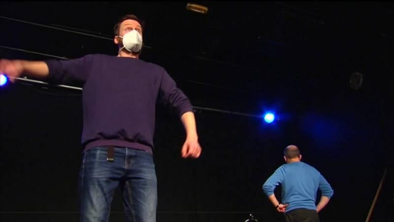 Compañías e actores aproveitaron o parón para crear novos espectáculos