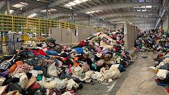 España Directo - Las empresas textiles: segundas en el ranking contaminación
