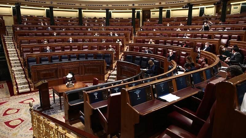 Las diferencias en el Gobierno de coalición se trasladan al Congreso con la 'ley Zerolo'