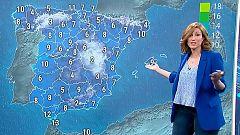 Tiempo estable, salvo en Galicia, donde un frente dejará precipitaciones y viento fuerte