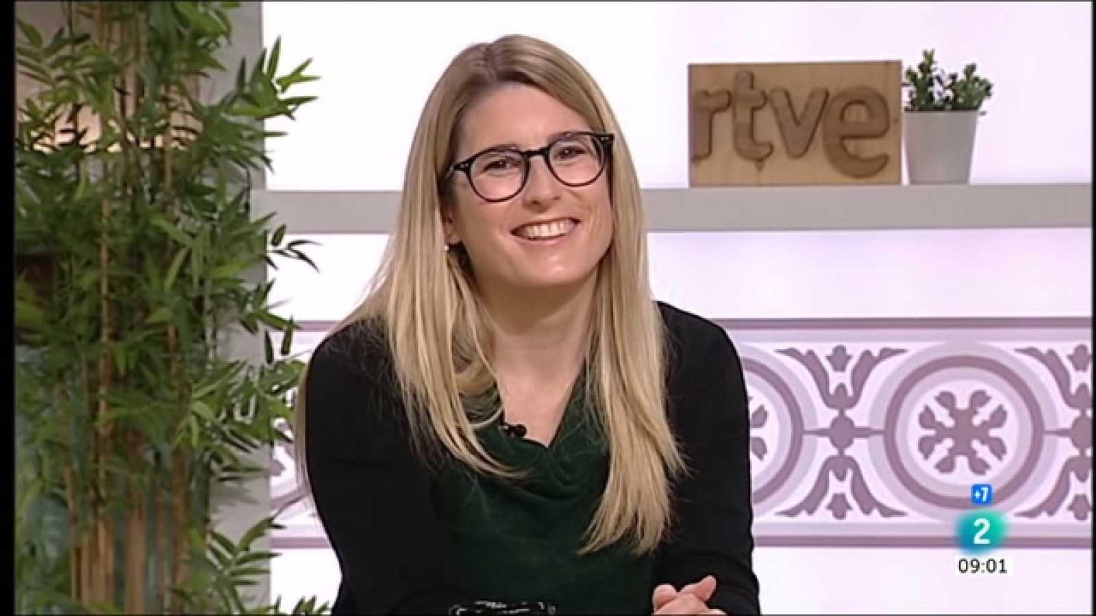 """Elsa Artadi: """"Oferim revertir acords amb el PSC per preservar la unitat independentista"""""""
