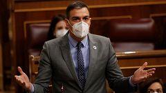 Sánchez defiende un Gobierno de PSC y los 'comunes' para Cataluña