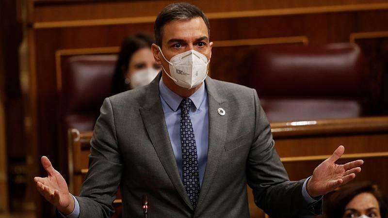 Sánchez defiende que Cataluña quiere reencuentro y Junts, independencia