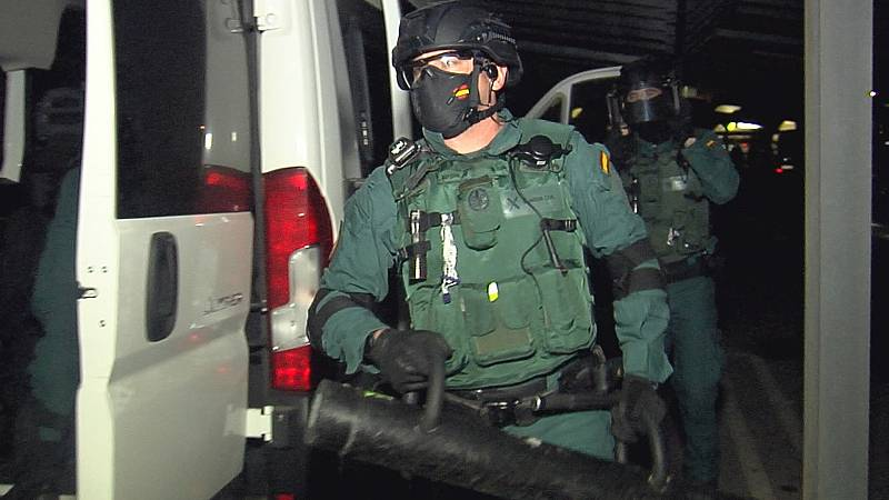 Comando Actualidad - Cerco al narco - Ver ahora