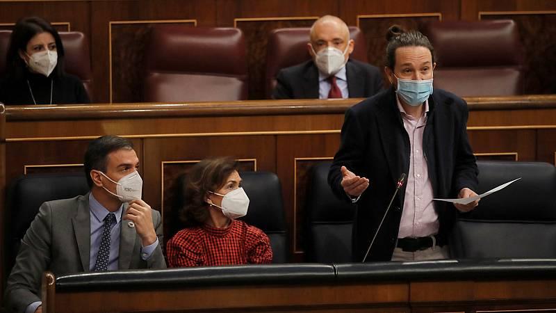 García Egea e Iglesias se enzarzan en acusaciones mutuas de corrupción