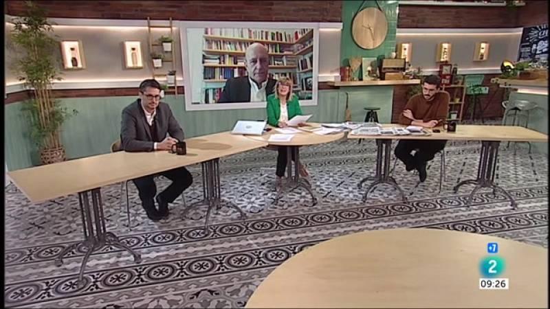 Elsa Artadi, José Antonio Zarzalejos i 'Efecte Collins'
