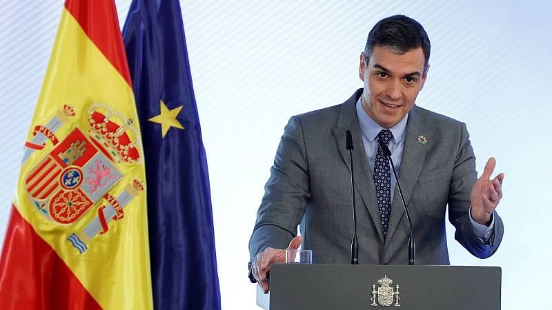 Sánchez anuncia un acuerdo con la Sareb para movilizar 10.000 nuevas viviendas de alquiler social