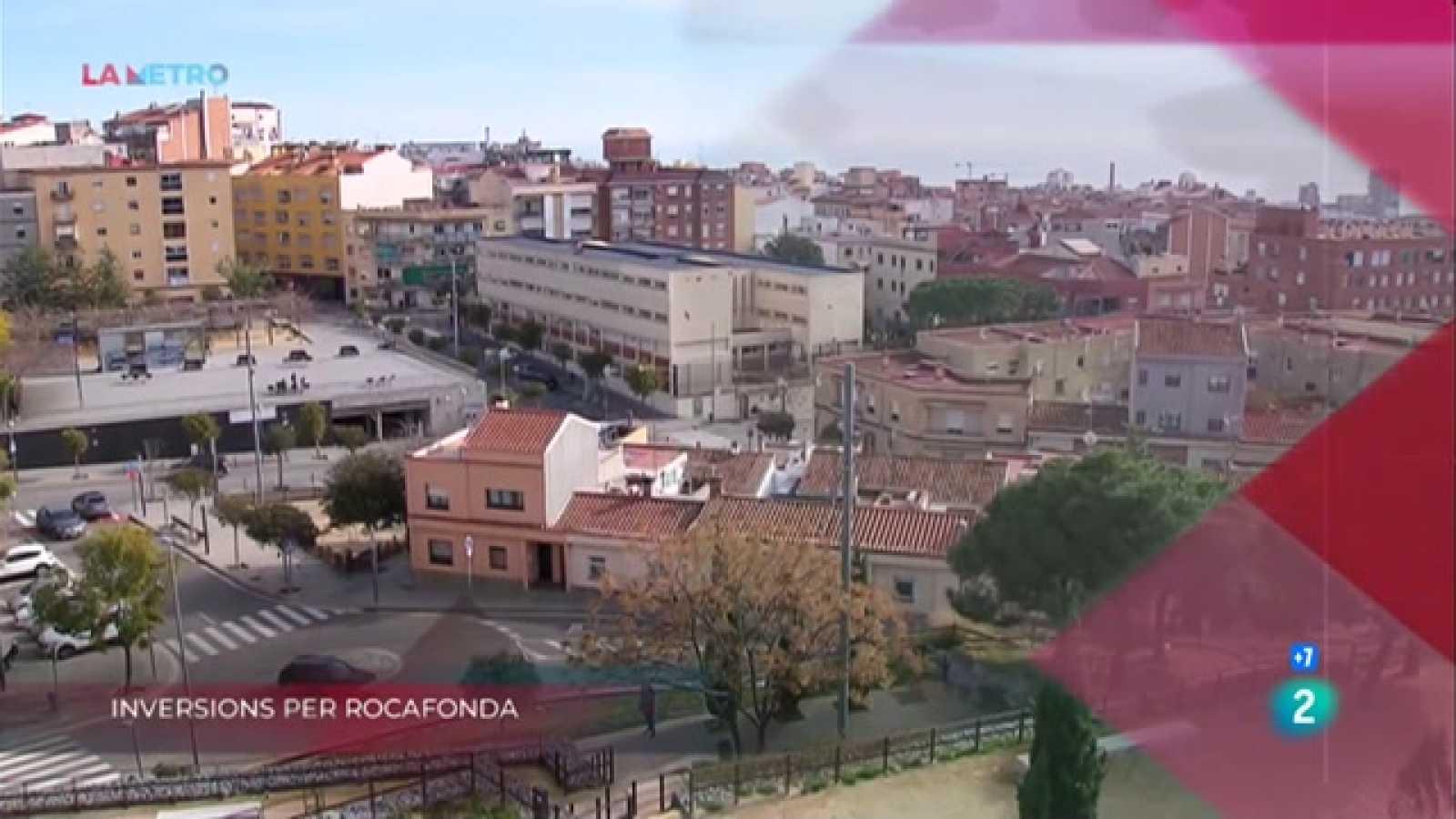 Inversions per Rocafonda, Lloguers prohibits i Platges sense fum a  La Metro