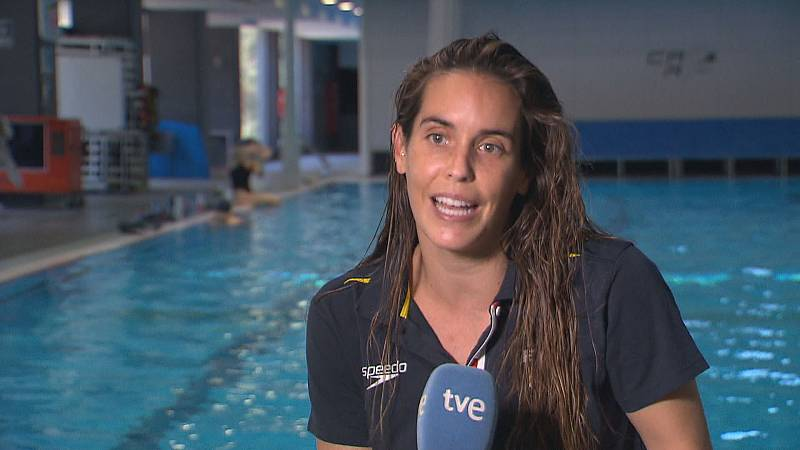 Ona Carbonell: la difícil conciliación de una madre lactante con el deporte de élite