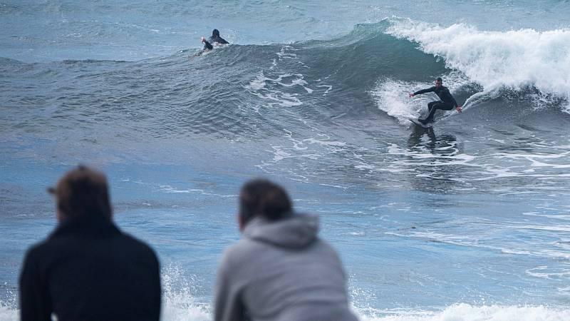 Mundial y Juegos Olímpicos: Los grandes retos del surf español en 2021