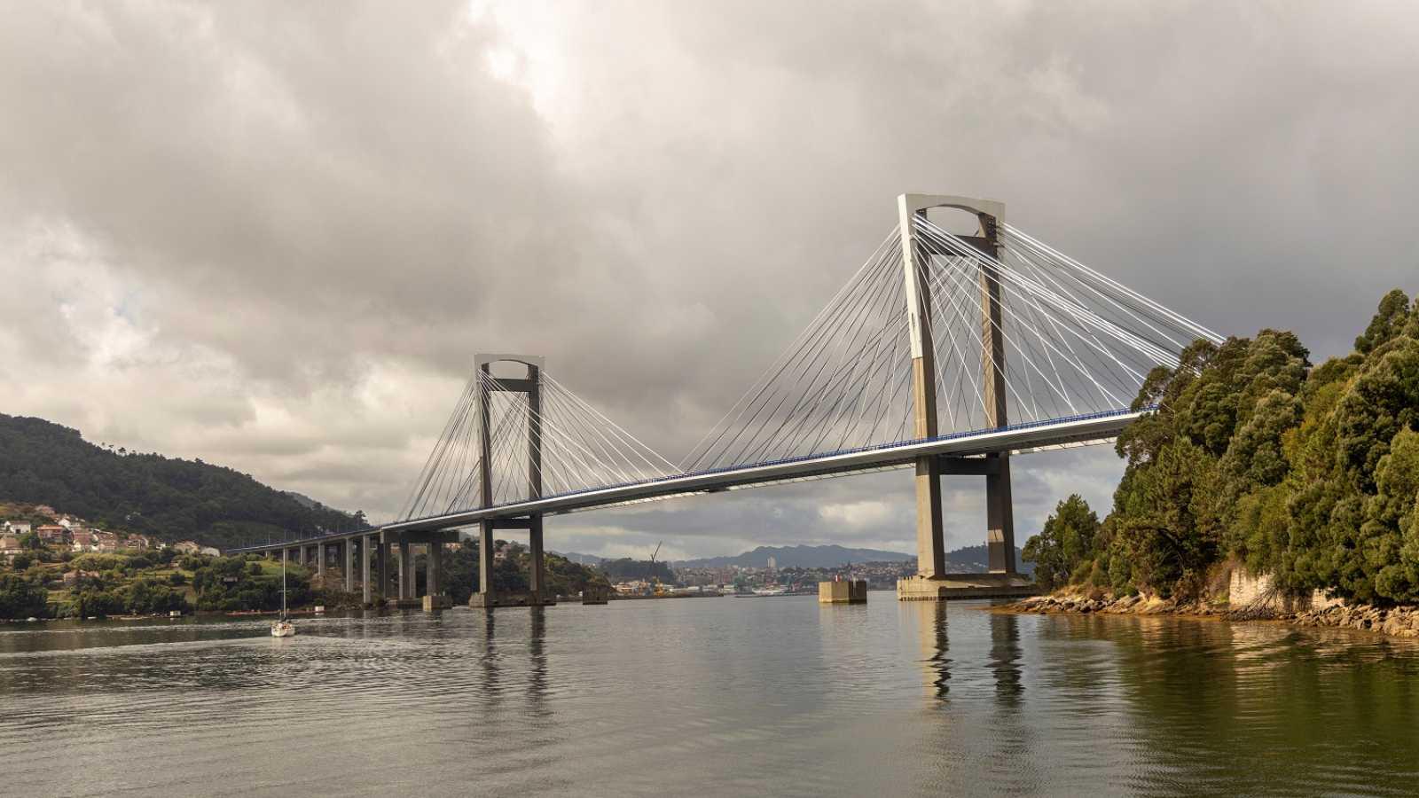 En Galicia, intervalos de viento fuerte y precipitaciones persistentes en el oeste - Ver ahora