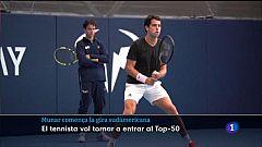 Jaume Munar jugarà a Argentina el primer torneig ATP de la temporada