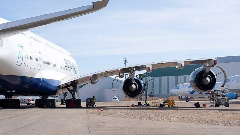 Sanidad impone una cuarentena obligatoria para los pasajeros procedentes de Brasil y Sudáfrica