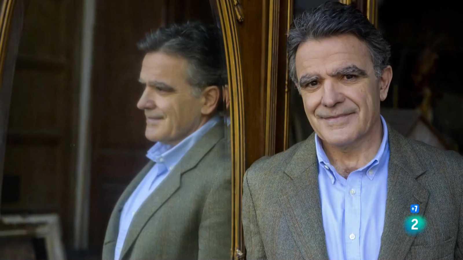 Rafael Vilasanjuan entrevistat per Anna Cler a Noms Propis
