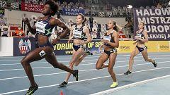Atletismo - Circuito mundial Indoor 2021. Copernicus Cup