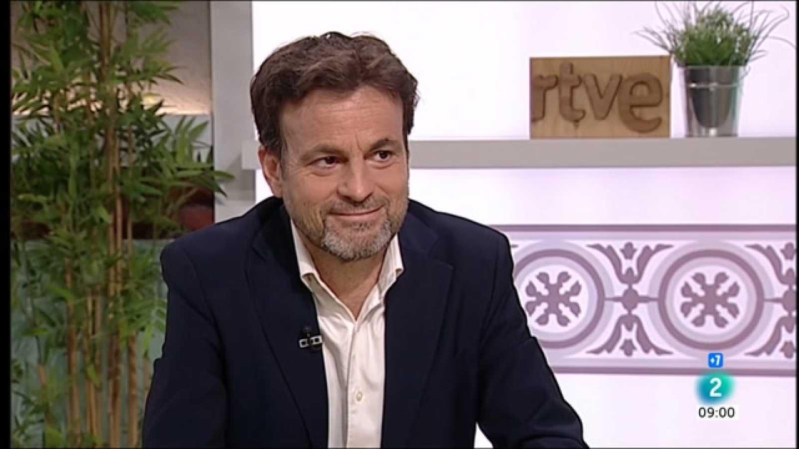 """Jaume Asens: """"Un Govern d'ERC i Comuns, amb el suport del PSC. Aquesta fórmula m'agrada"""""""