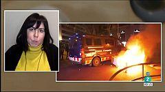 """Imma Viudes (SAP-FEPOL): """"Trobo a faltar previsió i una condemna contundent de la violència"""""""