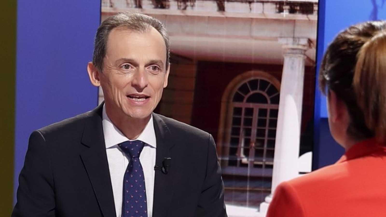 """Pedro Duque, sobre la vacuna del CSIC: """"Está preparada para empezar a ser realidad dentro de pocas semanas"""""""