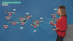 El tiempo en Canarias - 18/02/2021