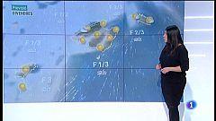 El temps a les Illes Balears - 18/02/21